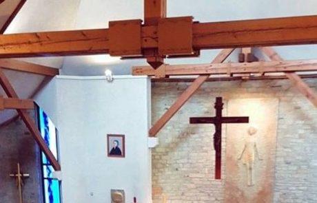 Sainte Bernadette - Intérieur 4