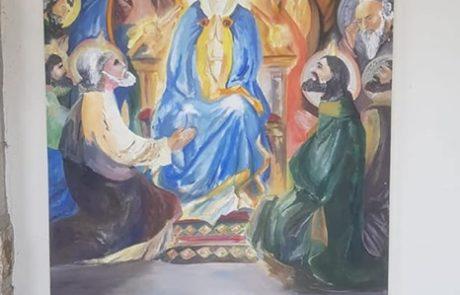 Pentecôte - Sainte Bernadette