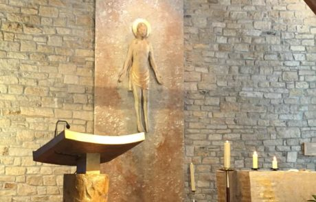 Sainte Bernadette - Intérieur 3